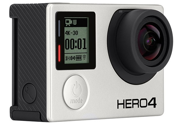 Side GoPro Hero 4 Black