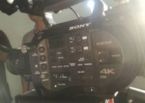 New Sony 4K XAVC XDCAM Camera Promo Teases Official Announcement on Friday, Sept. 12th