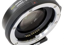 New Metabones Canon EF to Sony NEX E-Mount Speed Booster ULTRA