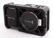 Rig Your Blackmagic Pocket Cinema Camera with the D|Focus D|Cage