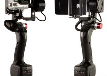 Shape I SEE I – Motorized 2-Axis Gimbal Stabilizer for GoPro's, iPhones & Other Smartphones