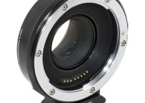 A New Canon EF to BMCC MFT Metabones Speed Booster