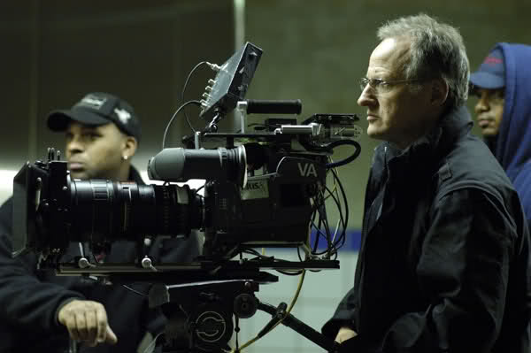 Michael mann on set zoom