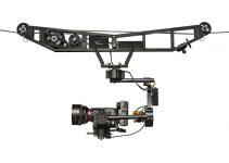 For the Love of Flight: DEFY Releases The DACTYLCAM Cable Cam Gimbal Companion
