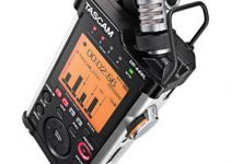 TASCAM DR-44WL – The Next Step in Portable Audio Recording Technology