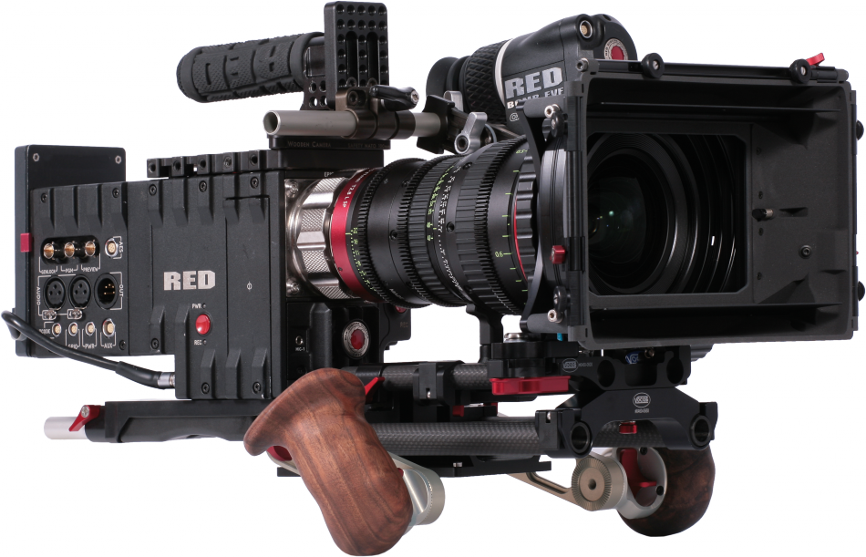 Red Epic vocas