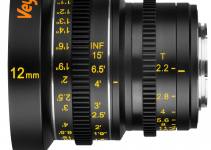 Veydra Mini Primes To Be Available in Sony E Mount and C Mount Soon