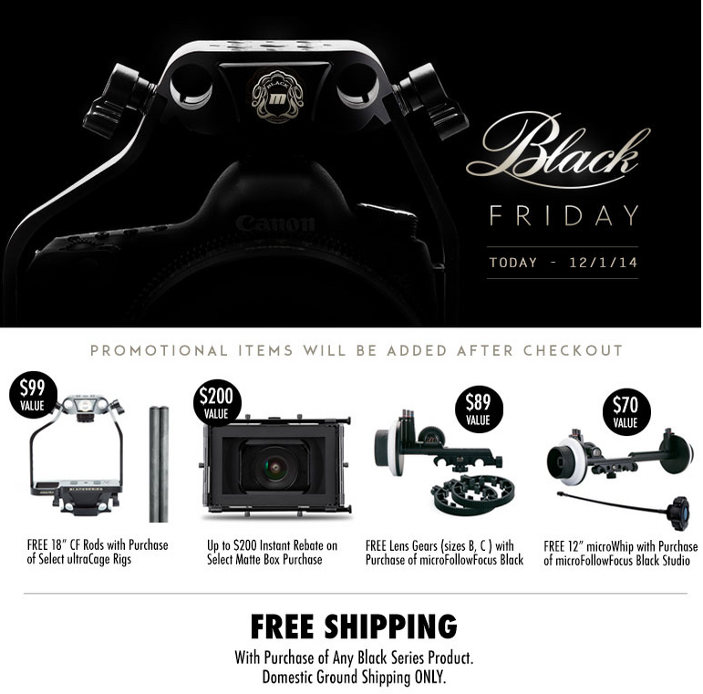 Redrock micro Black friday deals 2014