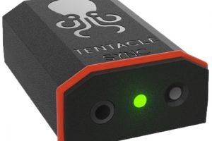 Tentacle Sync Timecode Generator For DSLR and Video Shooters On a Budget