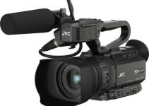 JVC Launches a Super 35mm Sensor Micro 4/3 Mount 4K Camcorder for $4K Plus 3 Other 4K Cameras