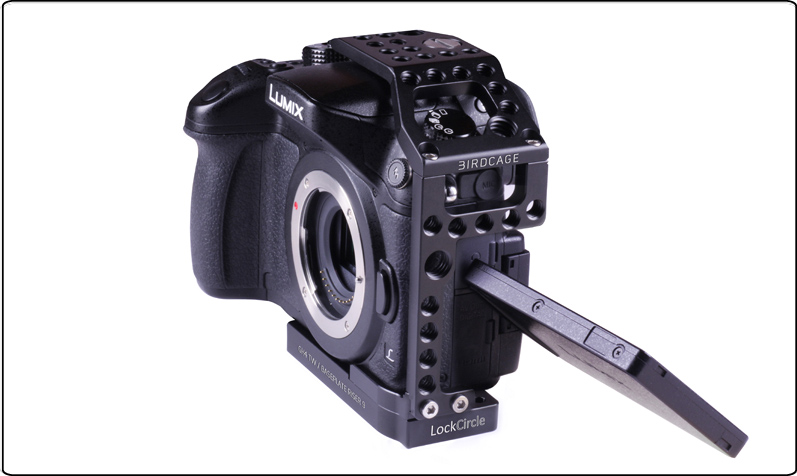 LockCircle GH4 cage