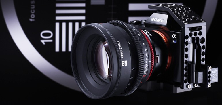 Sony A7s Bird Cage LockCircle 4k Shooters