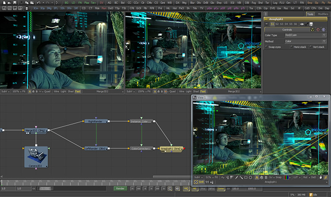 Blackmagic Design Releases Fusion 7 Vfx Software For Free 4k Shooters