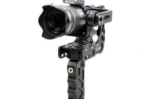 Nebula 4000 Pistol Grip Gimbal Plus Fig Rig & Some Awesome Footage