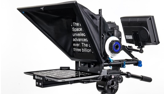 Compact Teleprompter For DSLRs Seeks Holiday Crowd-Sourced