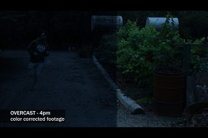 How to Shoot Better Day for Night Scenes