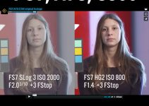 Side-By-Side Comparison of the Sony FS7, Sony a7S and Canon C300 Footage