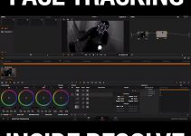 How To Use Face Tracking In DaVinci Resolve 11