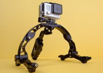 Morpheus Stabilizer for GoPro, BMPCC, Smart Phones and Other Small Cameras