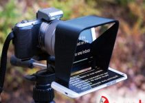 Compact Teleprompter For DSLRs Seeks Holiday Crowd-Sourced Support