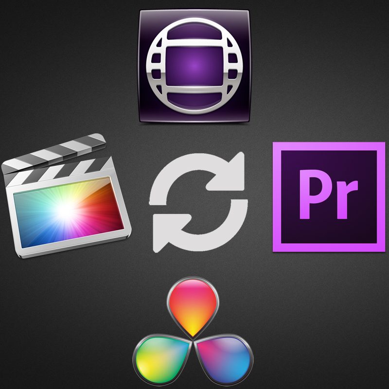 Migrating Timelines Between Final Cut, Premiere Pro, Avid and