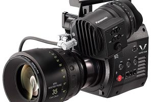 The 4K Varicam 35 to Feature Dual Native ISOs: 800 and 5000