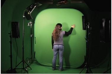 Lighting for Green Screen