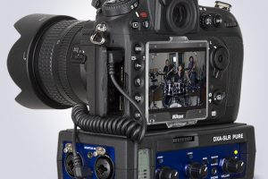 Passive or Active Audio Adapter? Which One to Choose for Your DSLR camera?