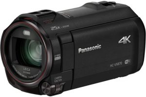 Panasonic Announces 2 New 4K Camcorders at CES 2015