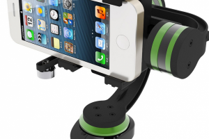 A Couple of Micro 3-Axis Gimbals for Your GoPro Hero4 or iPhone 6