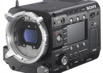 (Some) Sony F5/F55 CineAlta Cameras Get New Firmware Update v8.0; Now Available