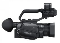"""The 4K """"Ready"""" Sony PXW-X70 Gets a Review and Sharpness Test, and ISO/Gain Test vs. Panasonic GH4"""