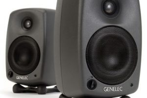 How To Choose Decent Audio Reference Monitors