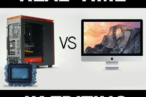 Is a Hackintosh Good Enough For Real-Time 4K Editing?