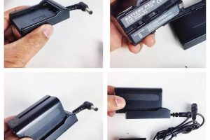 A Dirt Cheap External Battery Power Solution for the Sony A7s