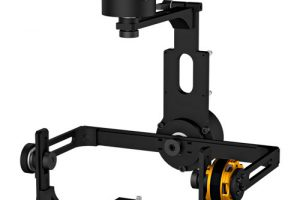 Tiyaga – New DIY 3-Axis MiniGimbal Stabilizer for your GH4 or Sony A7s