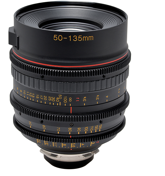 Tokina Cinema ATX 50-135 T3.0 PL Mount