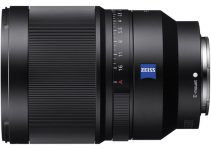 Sony A7s Gets 4 New FE Full-Frame Lenses and Converters