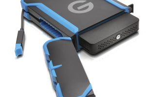 The New Line of Rugged G-Drives For Your Workflow on the Go