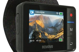 Control Your GoPro Hero4 With The REMOVU Live View Remote