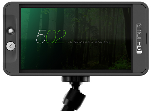 small hd 502 monitor