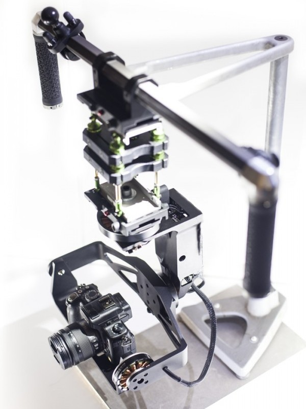 origin 4-axis stabiliser gimbal