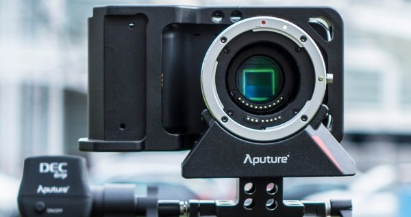 Aputure DEC grab