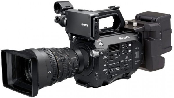 Sony PXW-FS7 XDCA-FS7 Raw Extension Unit