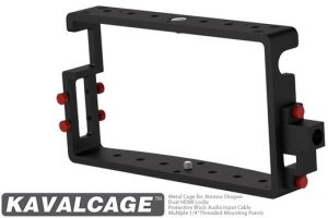 PVGear Kaval Cage Provides Solid Protection for Your Atomos Shogun