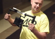 NAB 2015: Details on the ACR Systems' The Grip – A Kinetic Gimbal Stabiliser Control Device