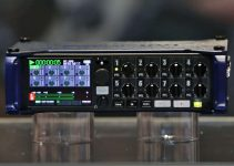 NAB 2015: Zoom Unveil Their First Affordable Multitrack Field Recorder – the Zoom F8