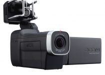 Meet the Brand New Zoom Q8 a Four Track Audio Recorder Capable of Shooting HD Video