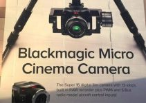 NAB 2015: Blackmagic Design Micro Cinema Camera for Drones with Built-in Raw and 13 Stops DR Coming Later Today