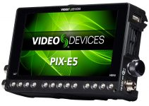 Video Devices PIX-E Series 4K Recorders Firmware 1.30 Adds 6G-SDI Support for ARRI AMIRA and More